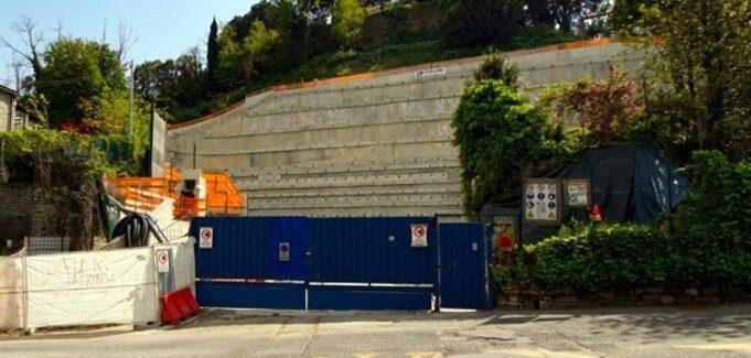 (12.04.21) Bergamo. Parking Fara: note sui documenti progettuali per il completamento