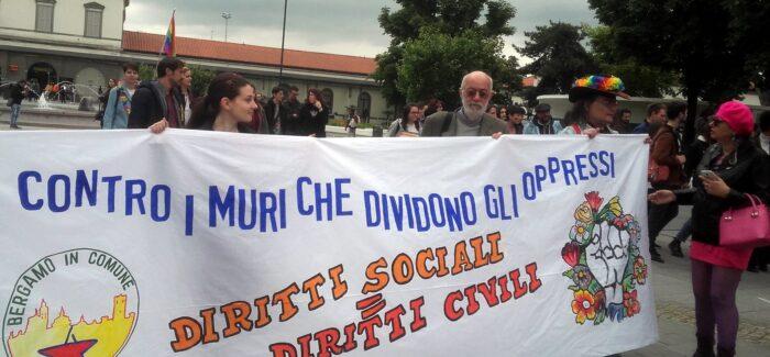 Diritti sociali e Diritti civili